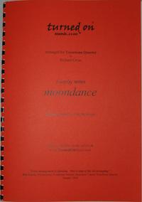 MOONDANCE (score & parts)