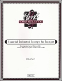 ESSENTIAL ORCHESTRAL EXCERPTS Volume 13
