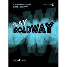 PLAY BROADWAY + CD
