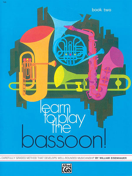 LEARN TO PLAY THE BASSOON Book 2