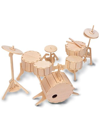 QUAY WOODCRAFT KIT Drums