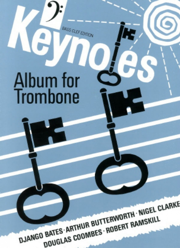 KEYNOTES ALBUM FOR TROMBONE (bass clef)