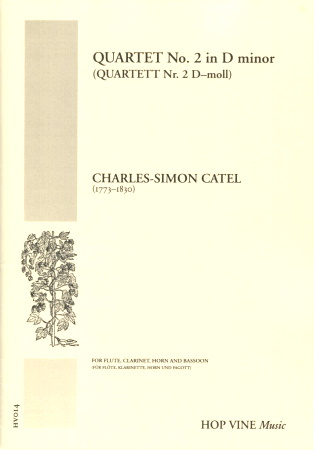 QUARTET No.2 in D minor