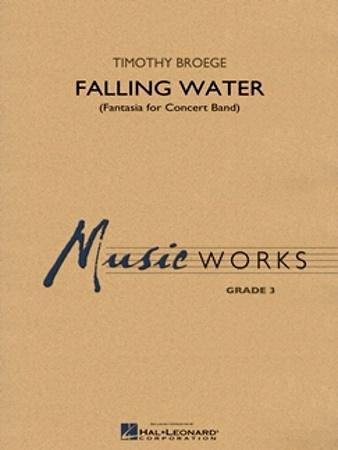 FALLING WATER (score & parts)