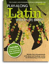PLAYALONG LATIN WITH A LIVE BAND + CD