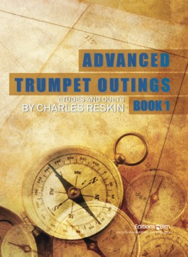 ADVANCED TRUMPET OUTINGS Book 1