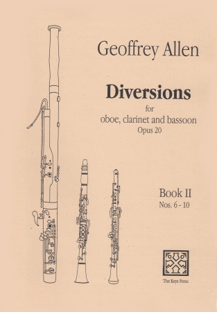 DIVERSIONS Op.20 Book 2 Nos.6-10