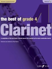 THE BEST OF GRADE 4 CLARINET + CD