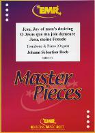JESU, JOY OF MAN'S DESIRING bass clef