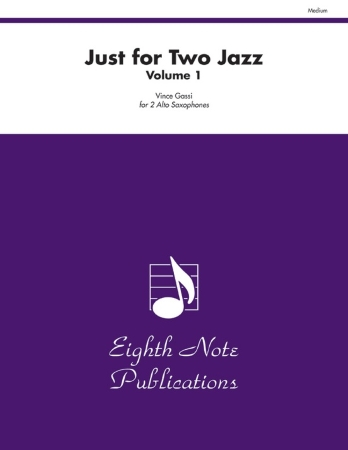 JUST FOR 2 - Jazz Volume 1