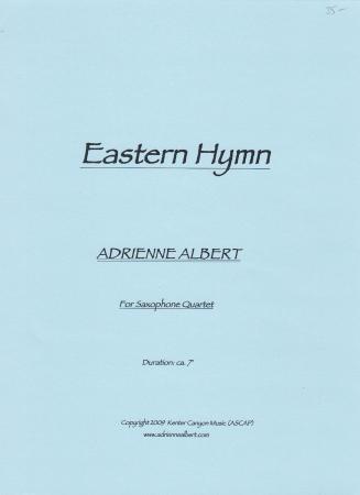 EASTERN HYMN (Score & Parts)