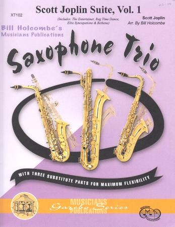 SCOTT JOPLIN SUITE Volume 1 (score & parts)