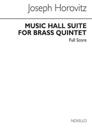MUSIC HALL SUITE (score)