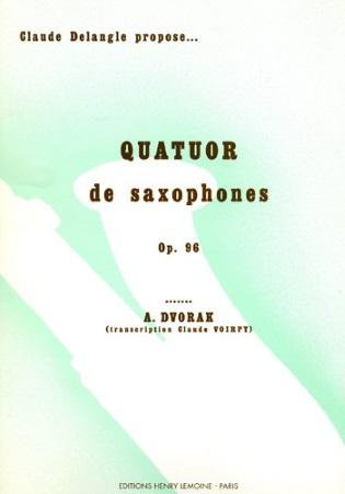 QUATUOR Op.96 (score & parts)