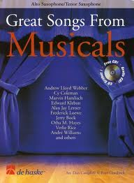 GREAT SONGS FROM THE MUSICALS + CD