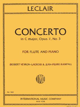 CONCERTO in C major, Op.7 No.3