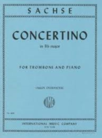CONCERTINO in Bb major
