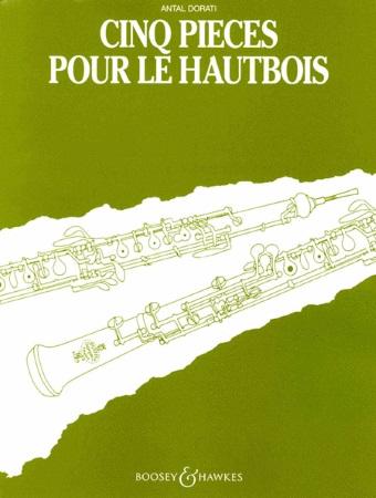 CINQ PIECES POUR LE HAUTBOIS