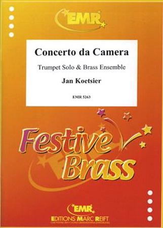 CONCERTO DA CAMERA Op.147 (1997)