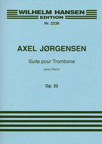SUITE FOR TROMBONE Op.22