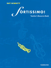 FORTISSIMO! Teacher's Resource Book