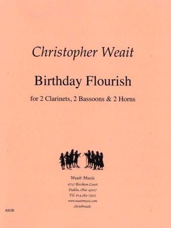 BIRTHDAY FLOURISH