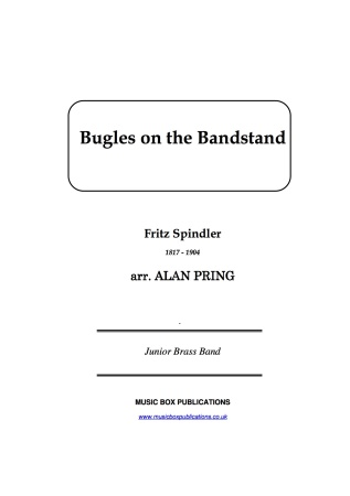 BUGLES ON THE BANDSTAND (score & parts)