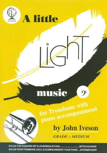 A LITTLE LIGHT MUSIC (bass clef)