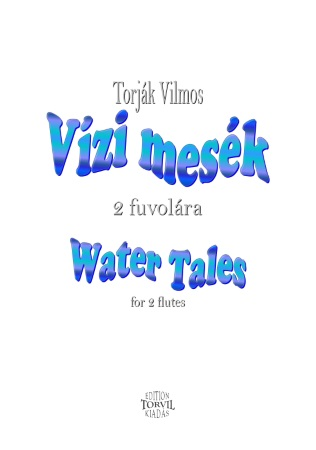 WATER TALES (playing score)