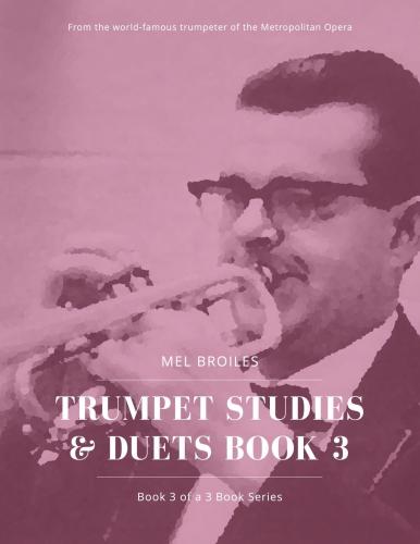 TRUMPET STUDIES & DUETS Book 3