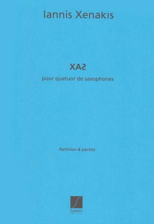 XAS (score & parts)