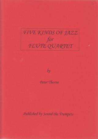 FIVE KINDS OF JAZZ (score & parts)