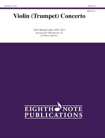 VIOLIN (TRUMPET) CONCERTO