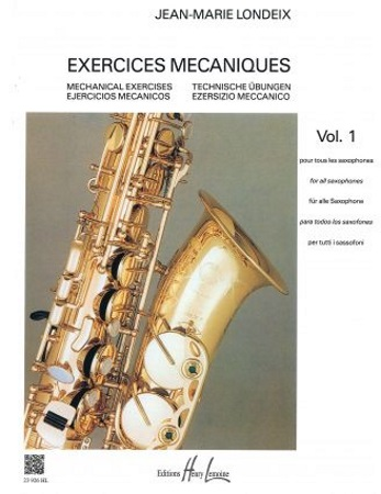 EXERCISES MECHANIQUES Volume 1