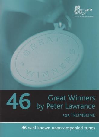 GREAT WINNERS Tuba Part (bass clef)