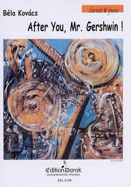 AFTER YOU MR GERSHWIN!