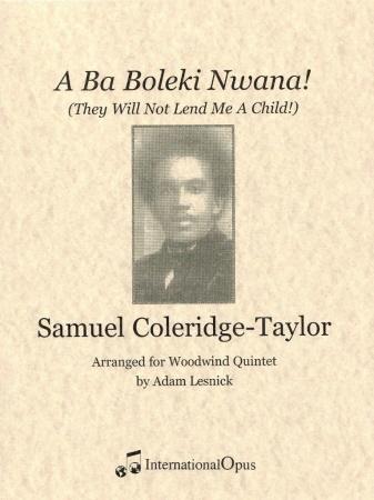A BA BOLEKI NWANA! (score & parts)