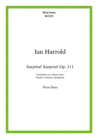SURPRISE! SURPRISE! Op.111 (score & parts)