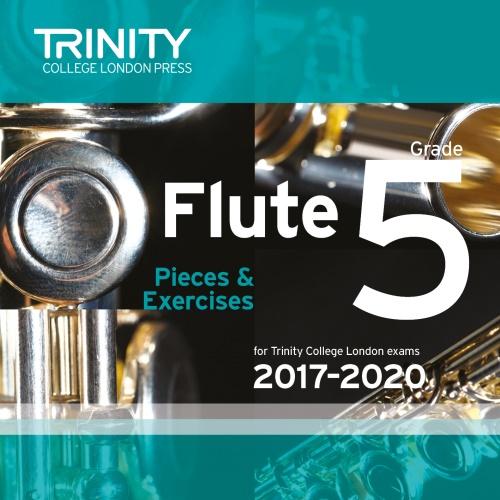 FLUTE PIECES 2017-2020 Grade 5 CD