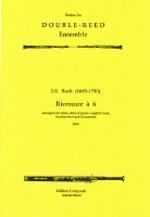 RICERCAR a 6 BWV1079