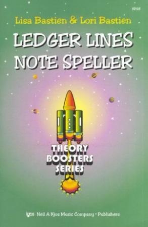 LEDGER LINES NOTE SPELLER