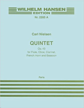 QUINTET Op.43 (set of parts)