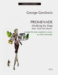 PROMENADE (Walking the Dog)