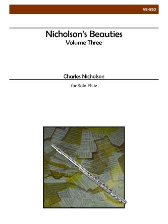 NICHOLSON'S BEAUTIES Volume 3