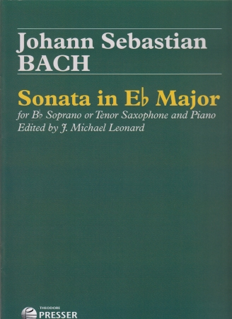 SONATA in Eb major, BWV 1031