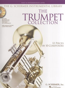 THE TRUMPET COLLECTION Easy to Intermediate Level + CD