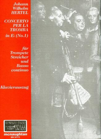 CONCERTO No.1 in Eb major