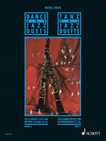 DANCE AND JAZZ DUETS Book 2 (playing score)