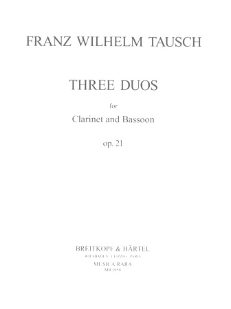 THREE DUOS Op.21