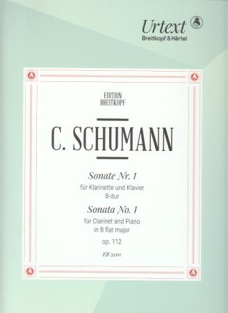 SONATA No.1 in Bb Op.112  Urtext